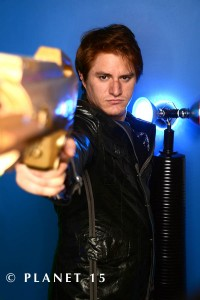 Clive Olden now confirmed to Play Captain John Mac sci-fi science fiction TV Movie