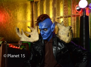 science fiction alien sci-fi cool horns