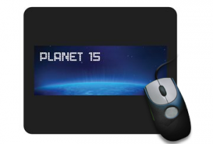 Planet15 cool mousepad geek gift