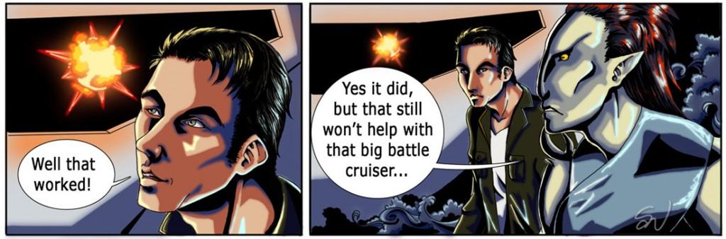 strip comic book graphic novel
