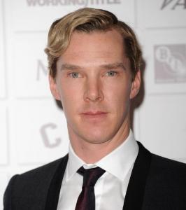 Benedict Cumberbatch, great as Sherlock, but the wrong choice for Khan.